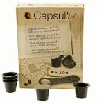 Capsul'in compatible Nespresso, lot de 100