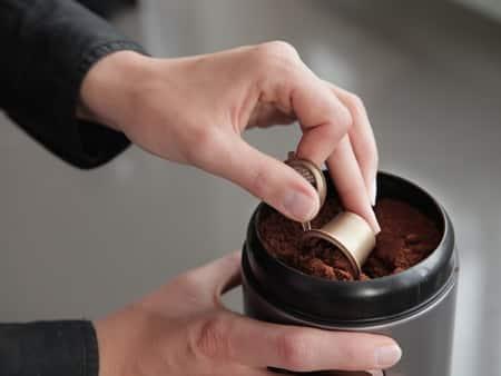 Capsules Coffeeduck